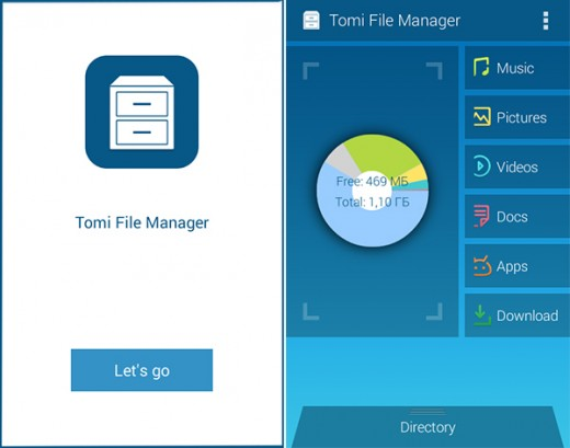 Tomi File Manager_pic1