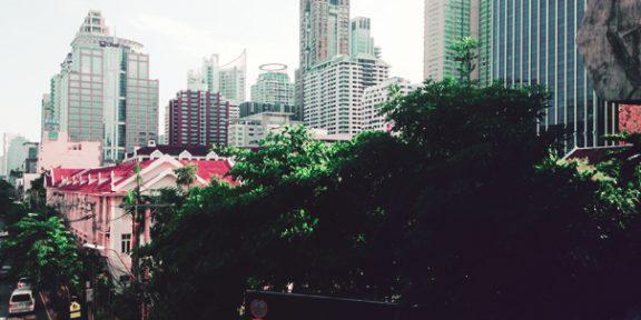 Как переехать в Бангкок и почему не на остров: личный опыт