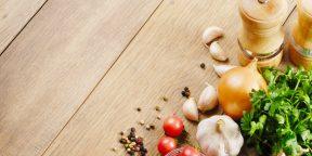 20 продуктов, которые всегда должны быть у вас на кухне