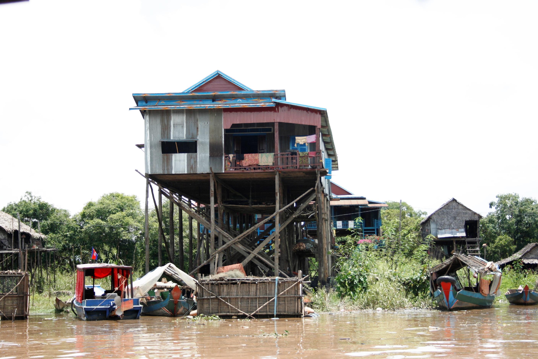 жилье в камбодже цены