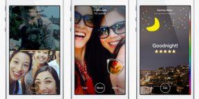 Slingshot — обмен фотографиями от Facebook с обязательным ответом