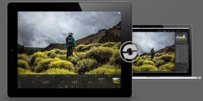 Adobe Lightroom mobile — когда под рукой нет ноутбука