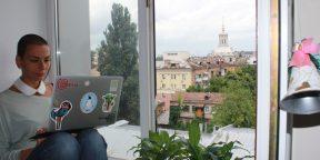 Рабочие места: Анна Стеценко, директор агентства по подбору персонала Indigo