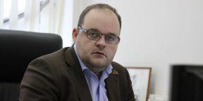 Рабочие места: Владимир Канин, основатель и генеральный директор компании Pay-Me