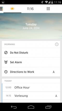 Yahoo Aviate: суперлаунчер для Android теперь доступен всем