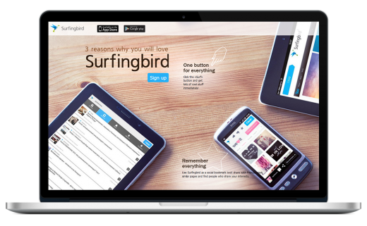 Surfingbird Screen