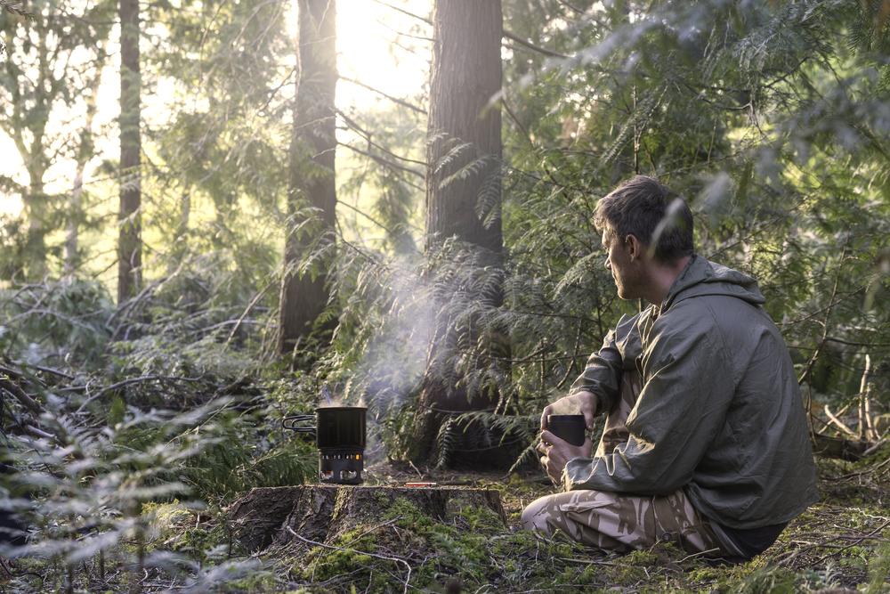Походная печка на дровах принцип работы, выбор, модели, цены