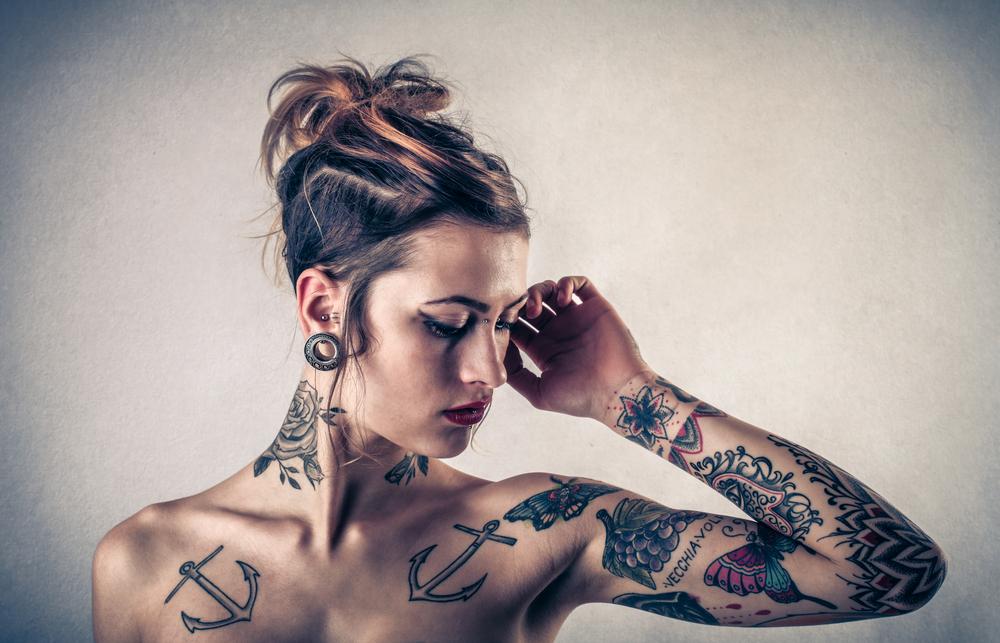 Хочу стать шлюхой нужна татуировка