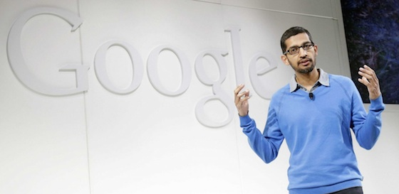 Сундар Пинчаи: «Android — не выгребная яма, а самая, черт возьми, популярная операционка»