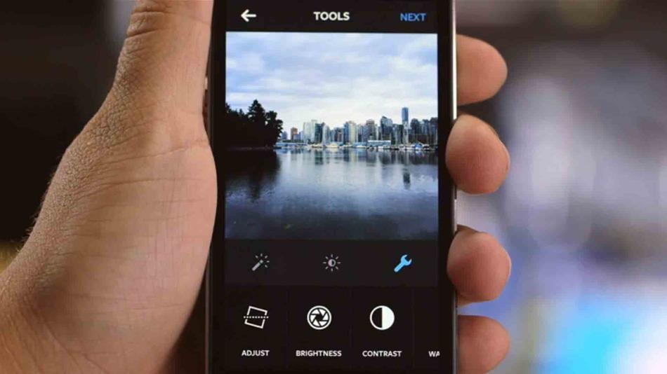 Instagram получил продвинутые возможности редактирования фотографий