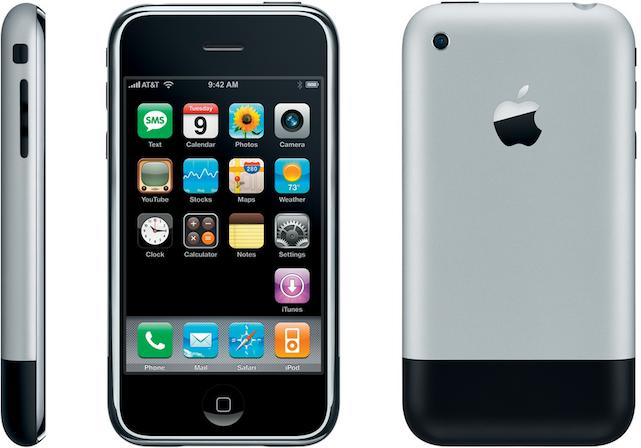 7 лет назад стартовали продажи первого iPhone