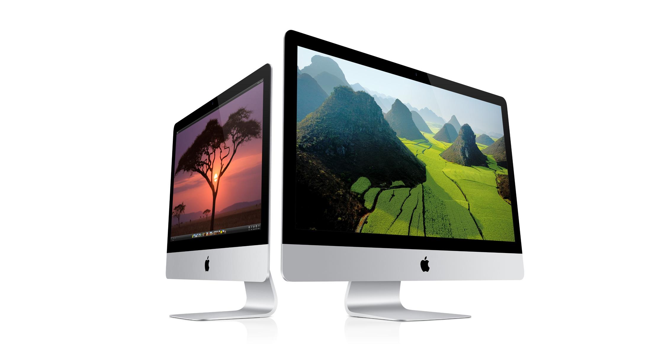 Apple выпустила бюджетную версию 21,5-дюймового iMac