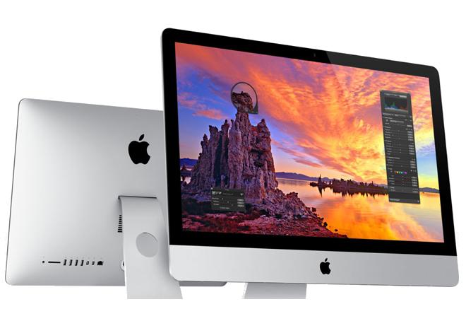 В OS X Yosemite нашли упоминания iMac с Retina-экраном