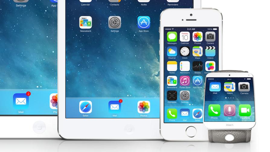 10 функций iOS 8, предназначенных для iWatch
