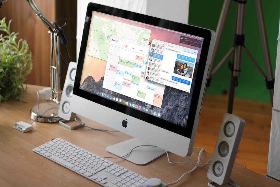 5 причин, по которым OS X Yosemite лучше Windows 8