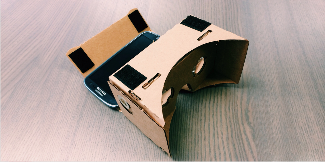 Картонные очки виртуальной реальности заказать пластиковый кейс к беспилотнику мавик