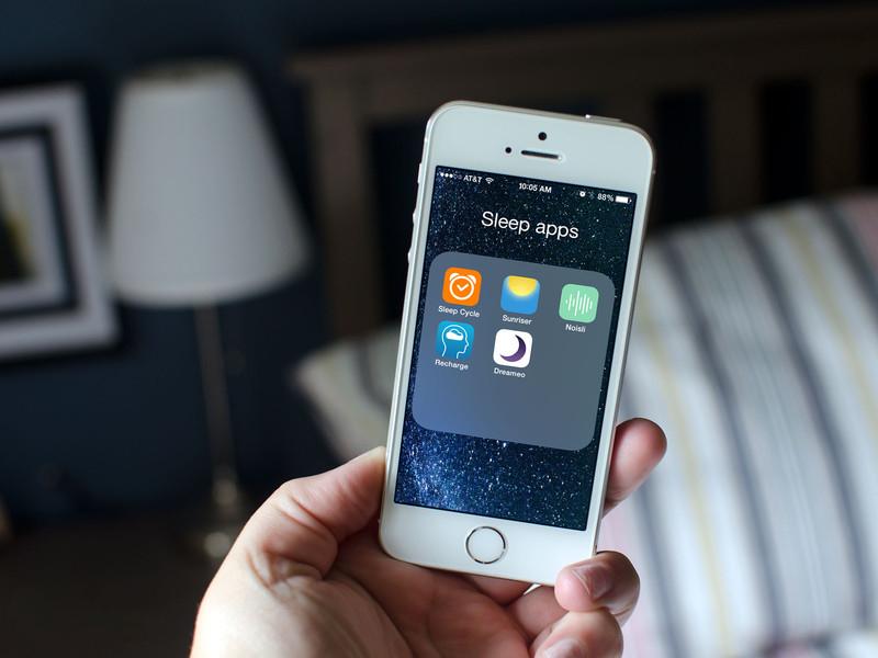 5 iOS-приложений, которые обеспечат вам здоровый сон