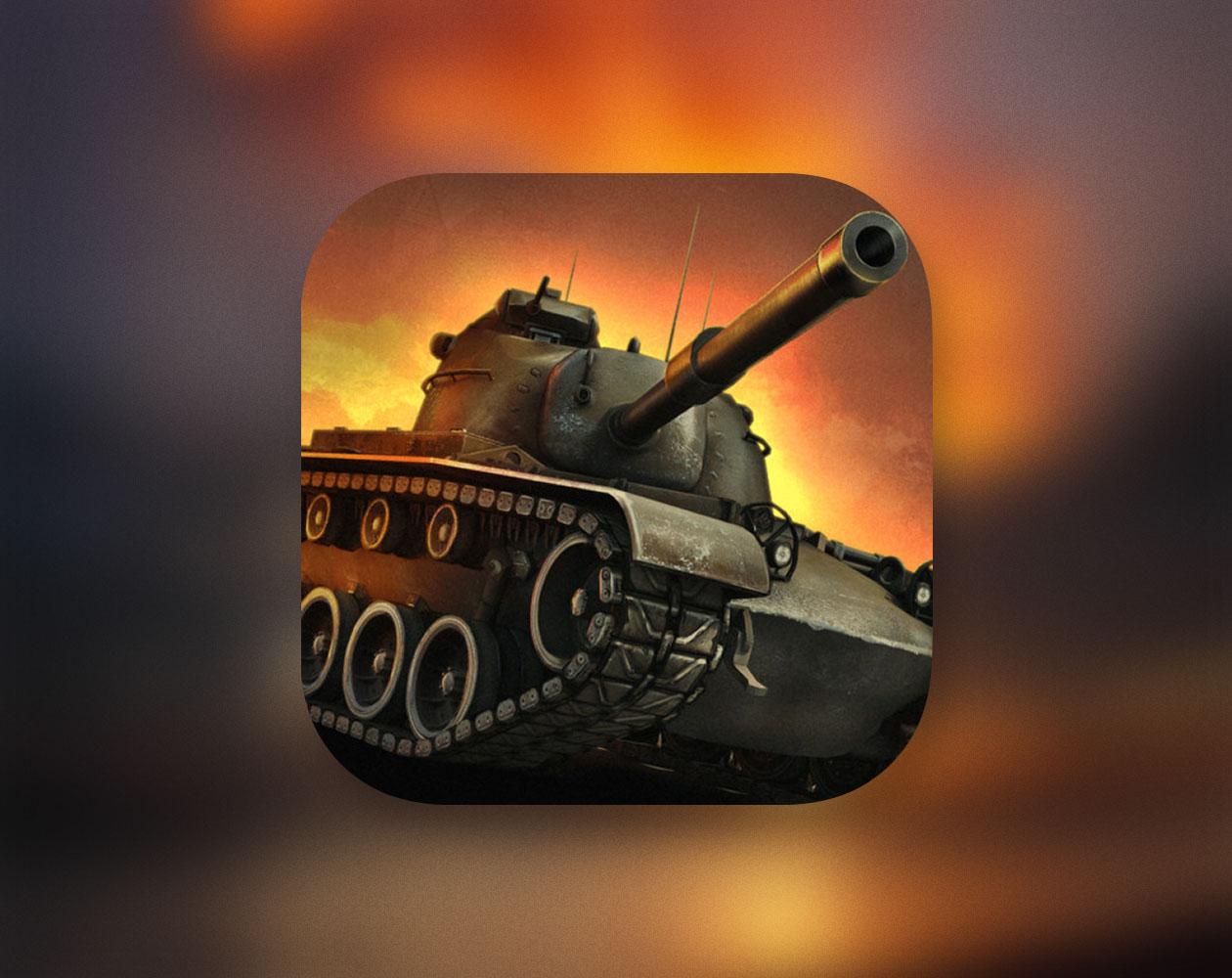 World of Tanks Blitz для iOS - самые популярные танковые сражения