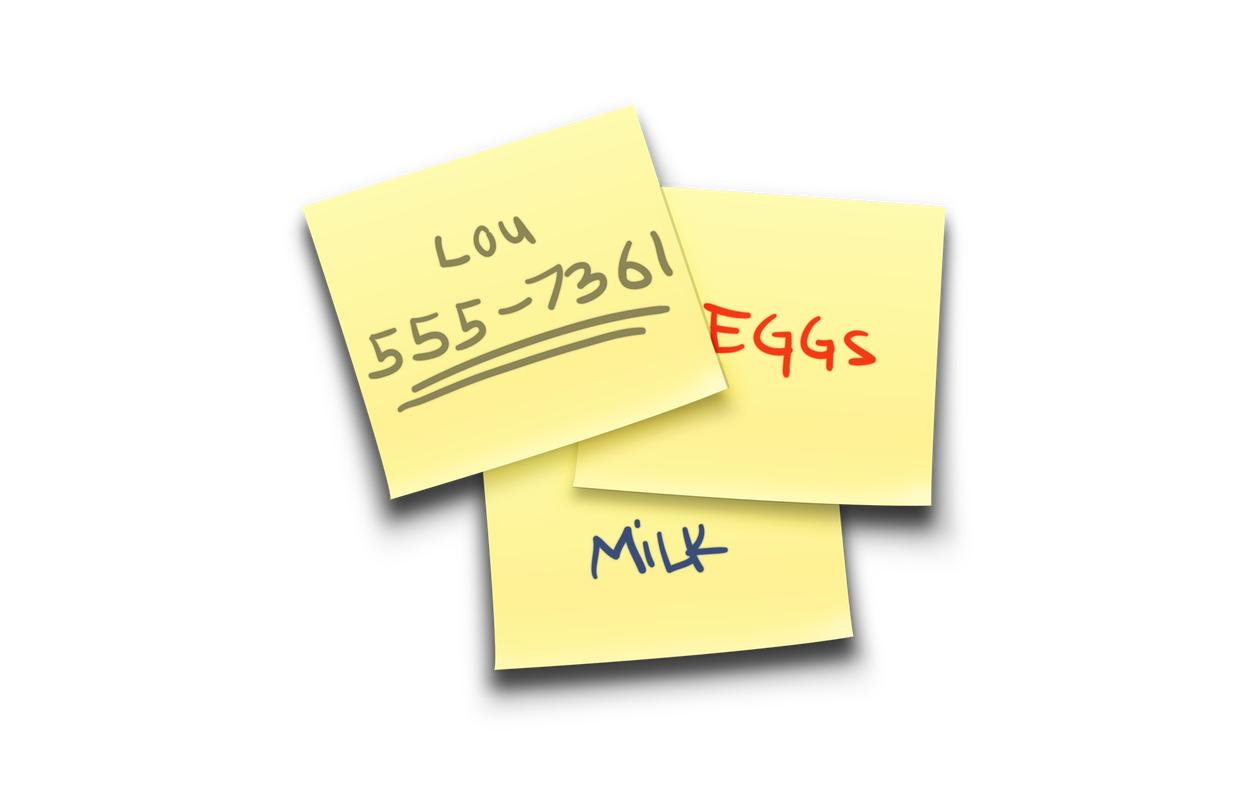 Как в OS X быстро создать записку из выделенного текста