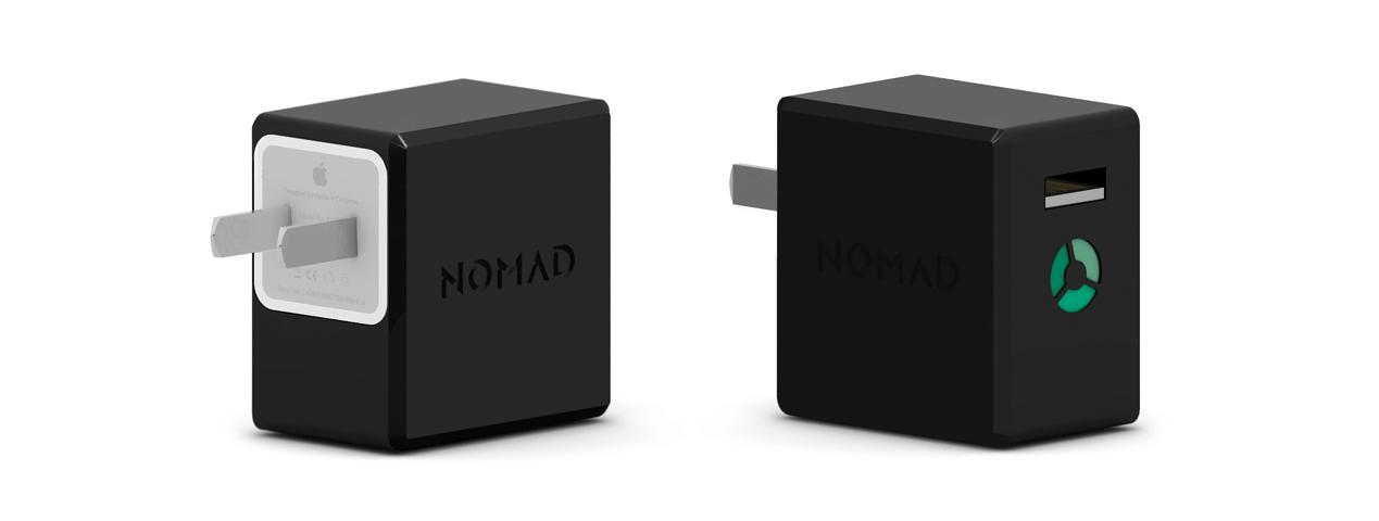 NomadPlus: превращаем зарядку от iPhone в компактную внешнюю батарею