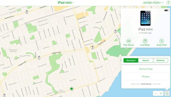Apple убирает карты Google из всех своих продуктов