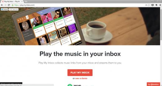 Play My Inbox