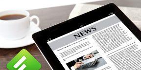 5 лучших RSS-клиентов для Android, которые поддерживают Feedly