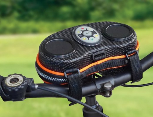 Bicycle Speakerphone