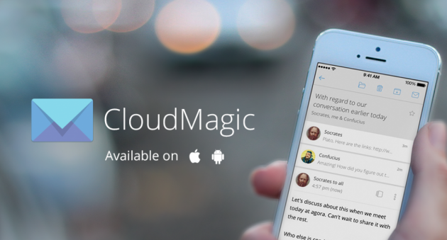 Альтернатива Mailbox — CloudMagic