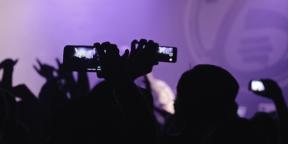 Kimd — правильная камера для съёмки концертов (iOS)