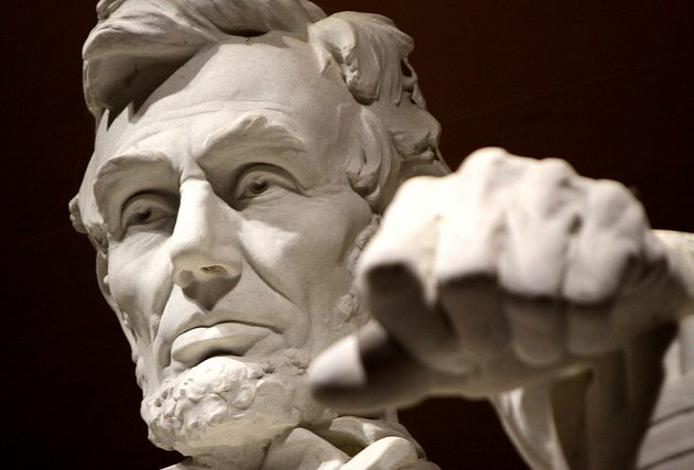 4 совета Авраама Линкольна, которые помогут вам стать лучше