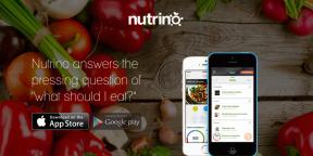 Nutrino для iOS станет вашим персональным диетологом