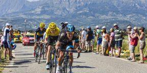 Как следить за участниками Тур де Франс и другими профессиональными атлетами в Strava