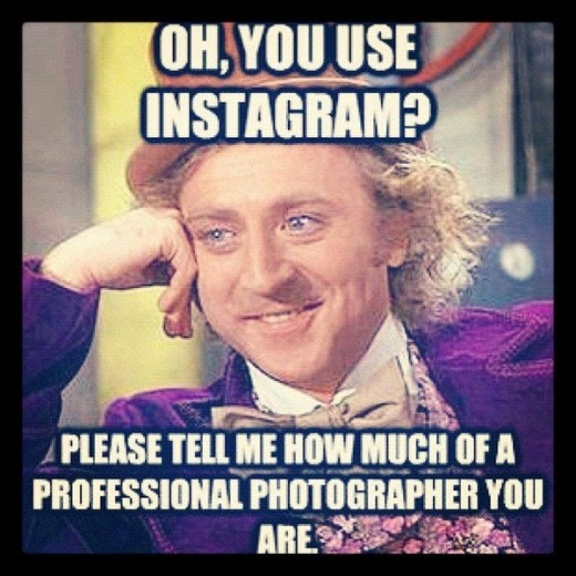 instagram joke