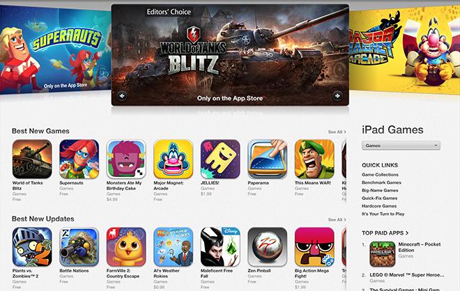 Сегодня App Store исполняется 6 лет