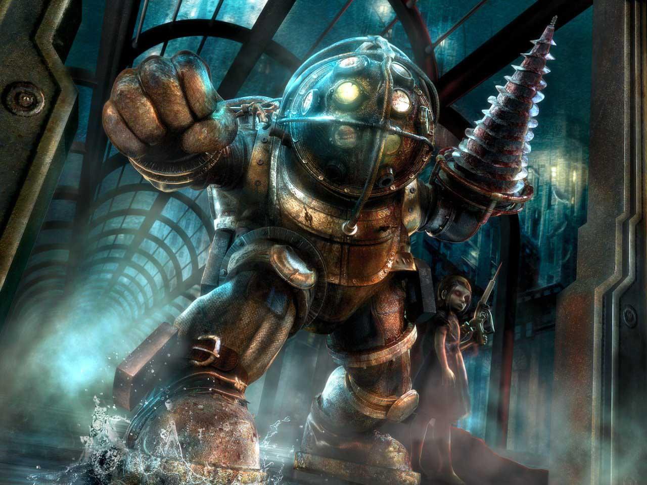 BioShock выходит на iOS совсем скоро
