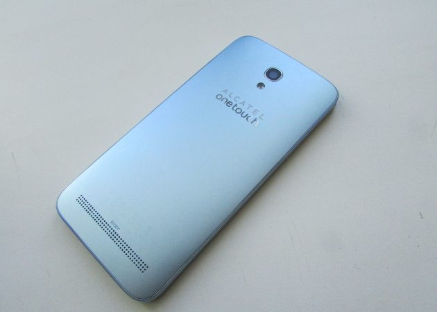 Alcatel One Touch панель