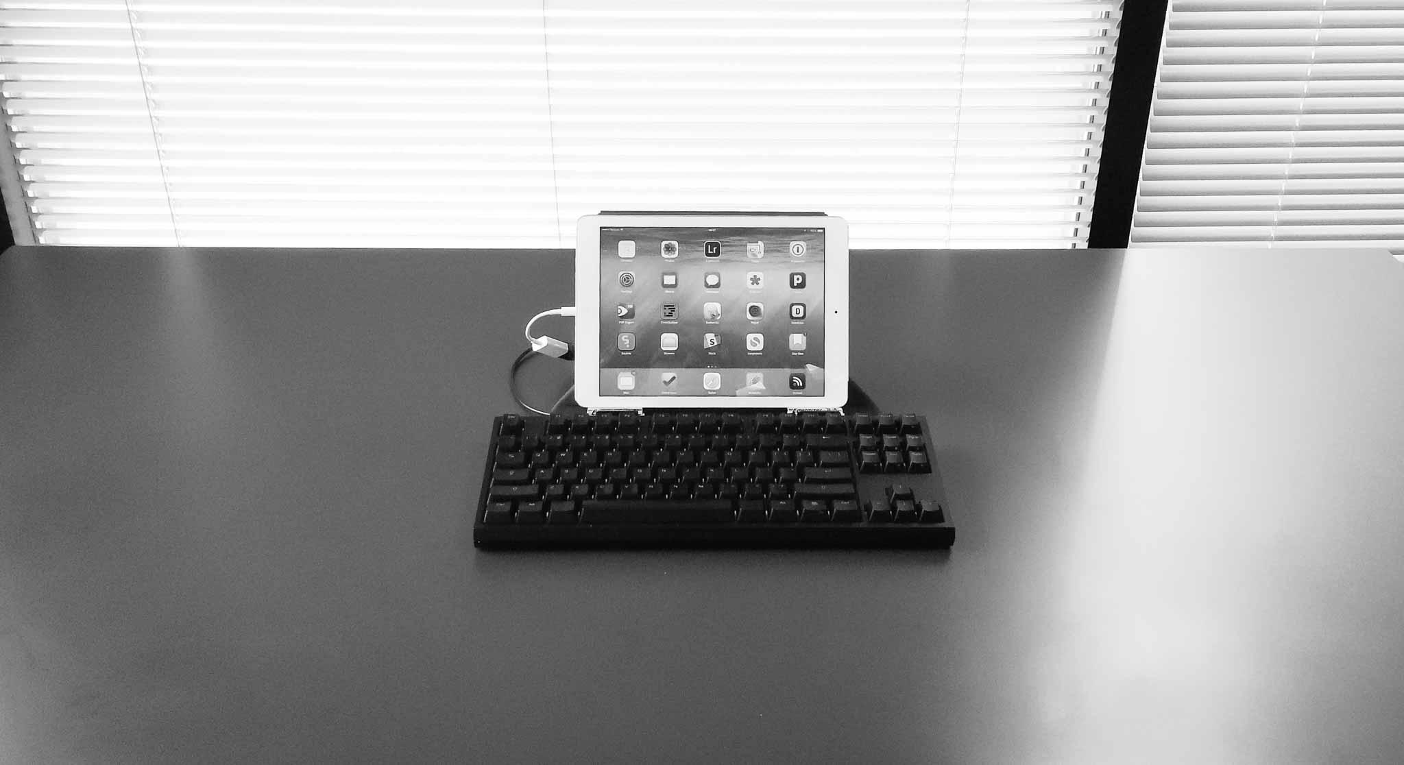 Может ли iPad заменить вам MacBook для работы