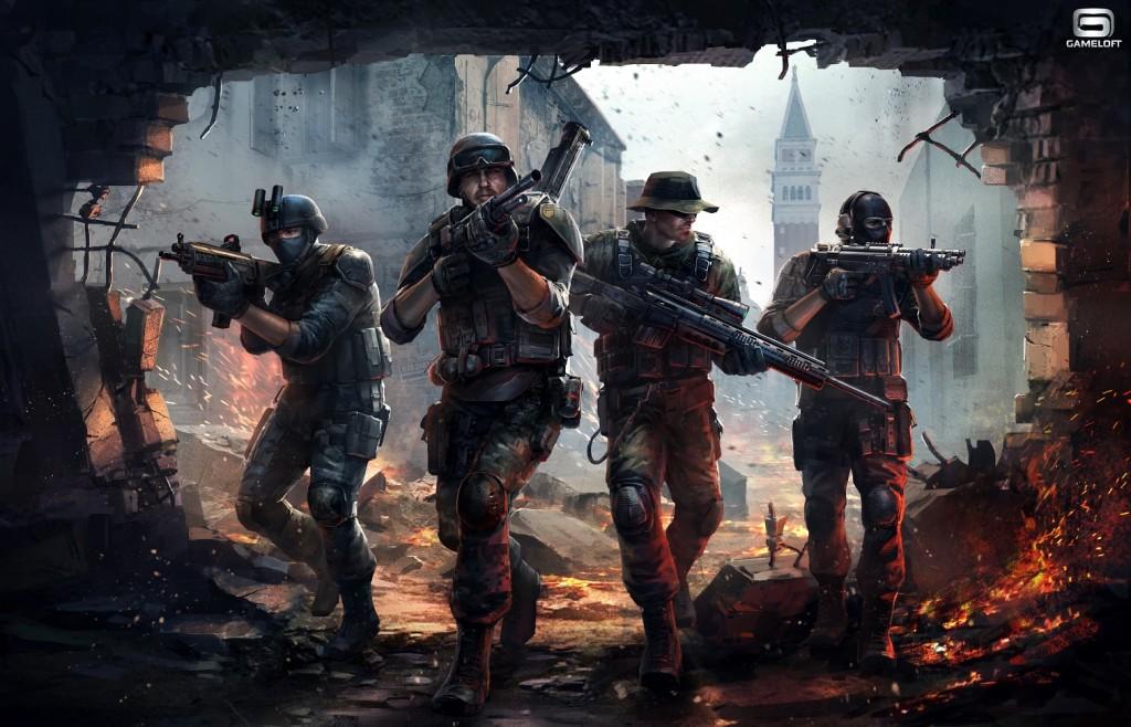 Modern Combat 5: Blackout выйдет 24 июля