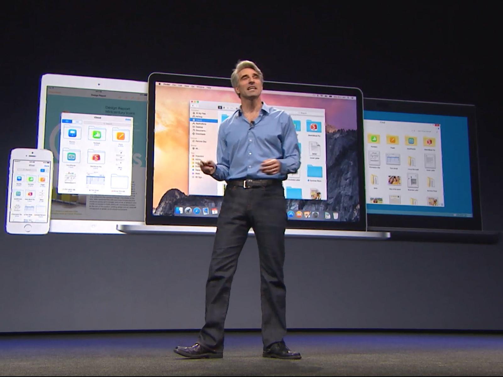 OS X Yosemite, iMac Retina и 12-дюймовый Macbook Air выйдут в конце октября