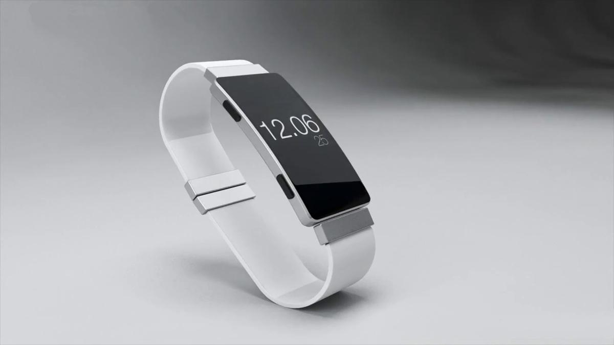 Apple запатентовала «умные часы» iTime еще в 2011 году