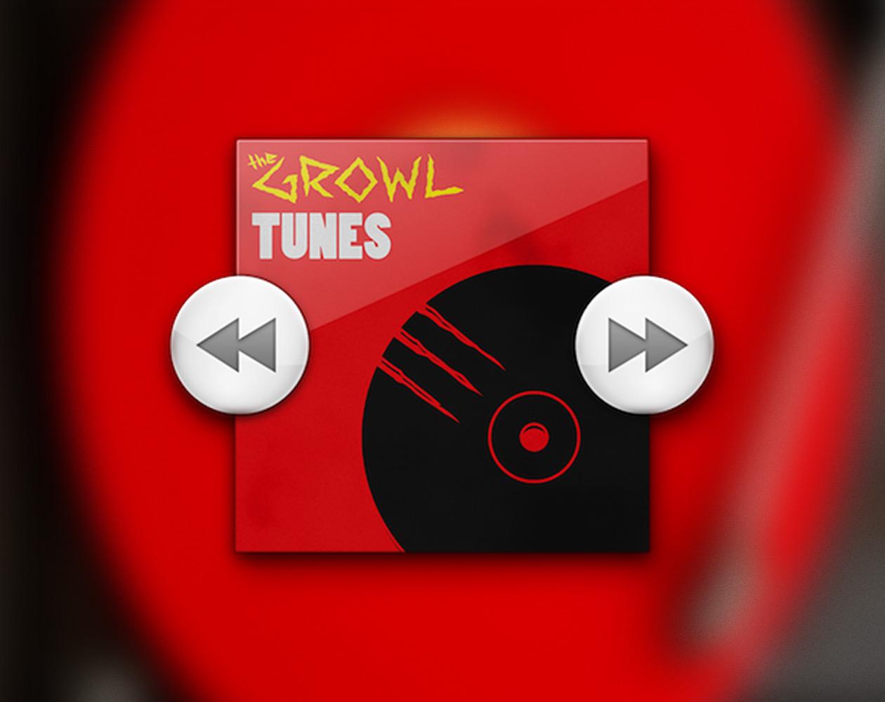 GrowlTunes: простое управление iTunes с уведомлениями