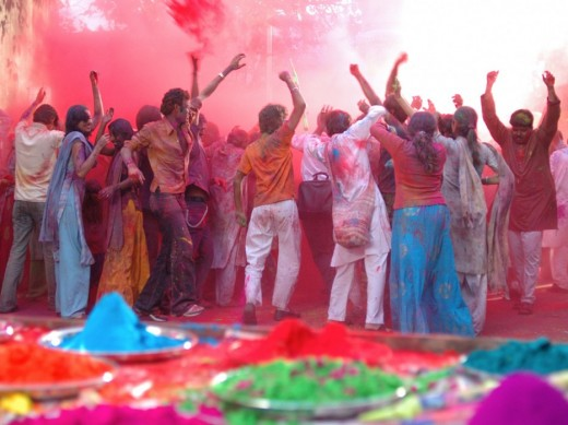 Holi (Festival of Colours)