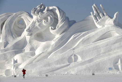 The Sapporo Snow Festival - Japan