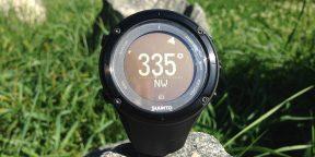 ОБЗОР: GPS-часы Suunto Ambit2