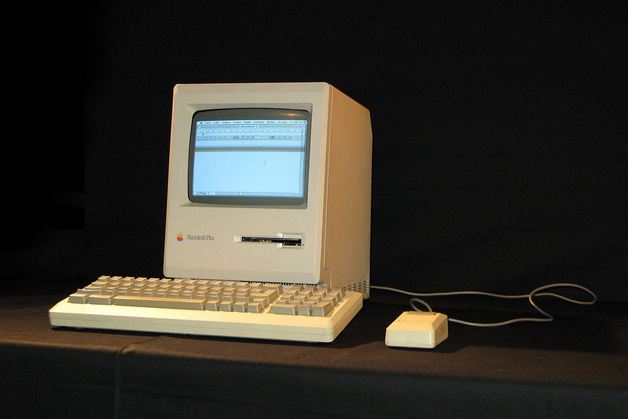 Как функция многозадачности впервые появилась на Macintosh