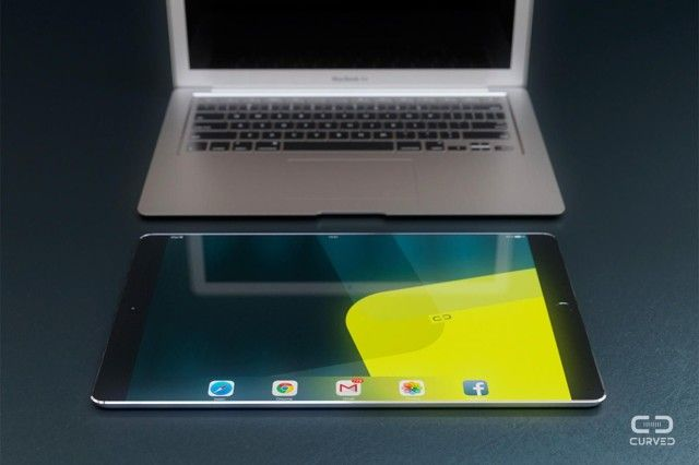 Apple представит 12,9-дюймовый iPad Pro в начале 2015 года