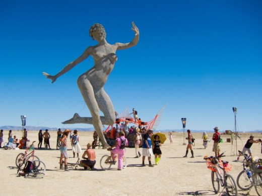 Burning Man - Nevada, USA
