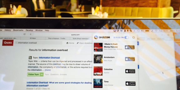 Почему вам нужно обязательно попробовать Shazam для OS X