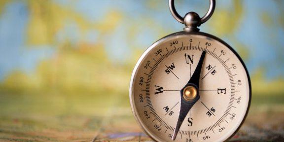 Как сделать компас своими руками